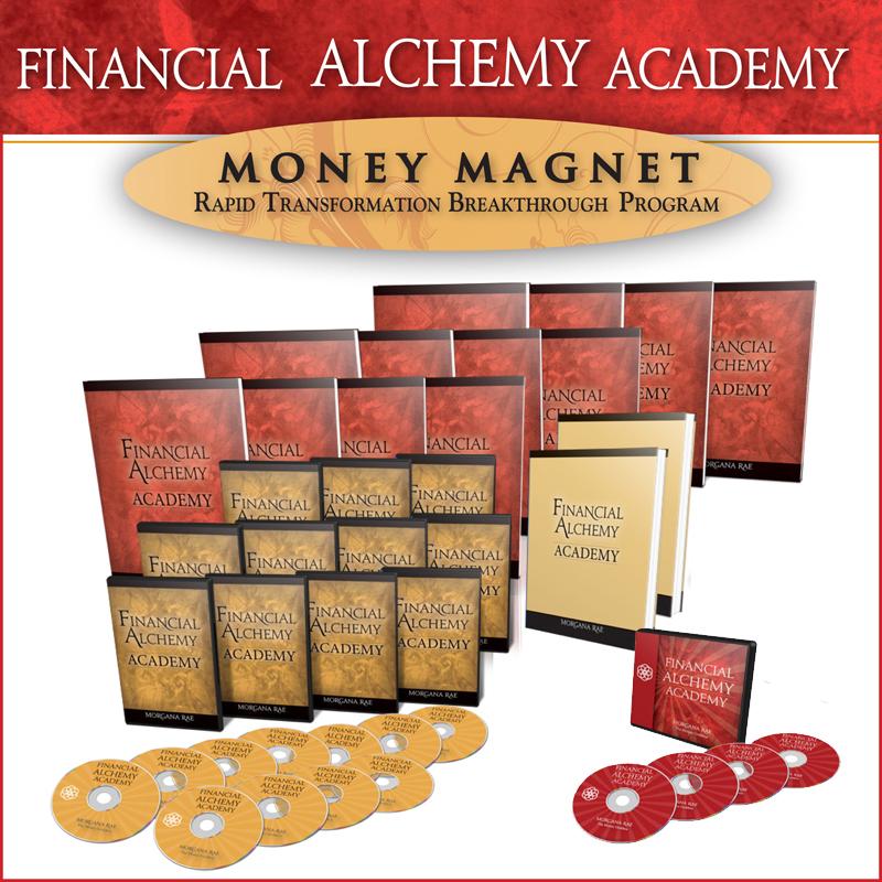 Money Magnet Rapid Transformation Breakthrough Program