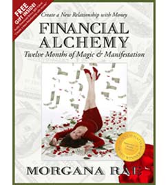 Financial Alchemy: Twelve Months of Magic & Manifestation