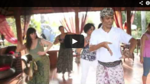 Balinese Dance Class Video