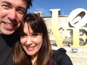 Devin and Morgana Love in Yerevan