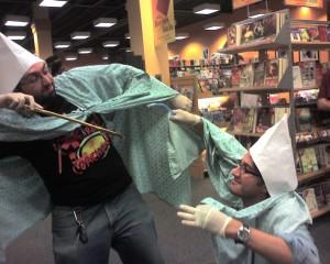 Book Store Warrior Geeks