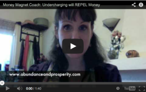 VIDEO: How to repel clients by undercharging