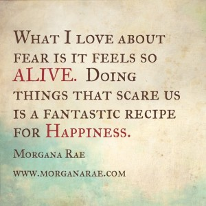 What I love about FEAR