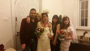 Double Wedding with Bebe Dol