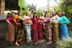 Bali Goddess Group 2016