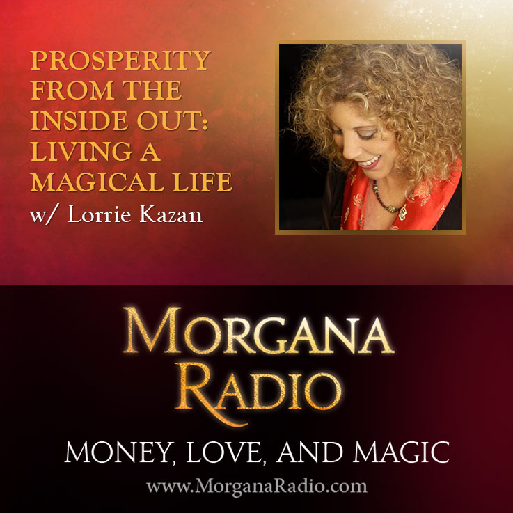 Lorrie Kazan Morgana Radio