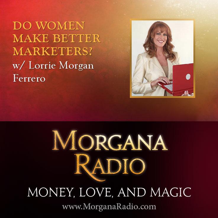 Lorrie Morgan-Ferrero Morgana Radio