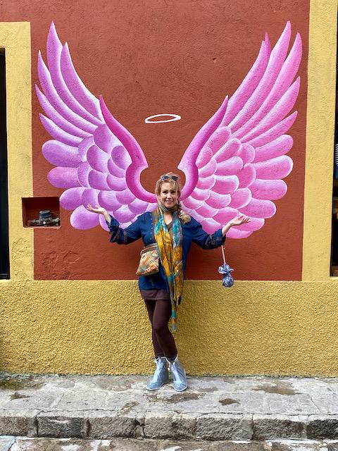 San Miguel de Allende Angel