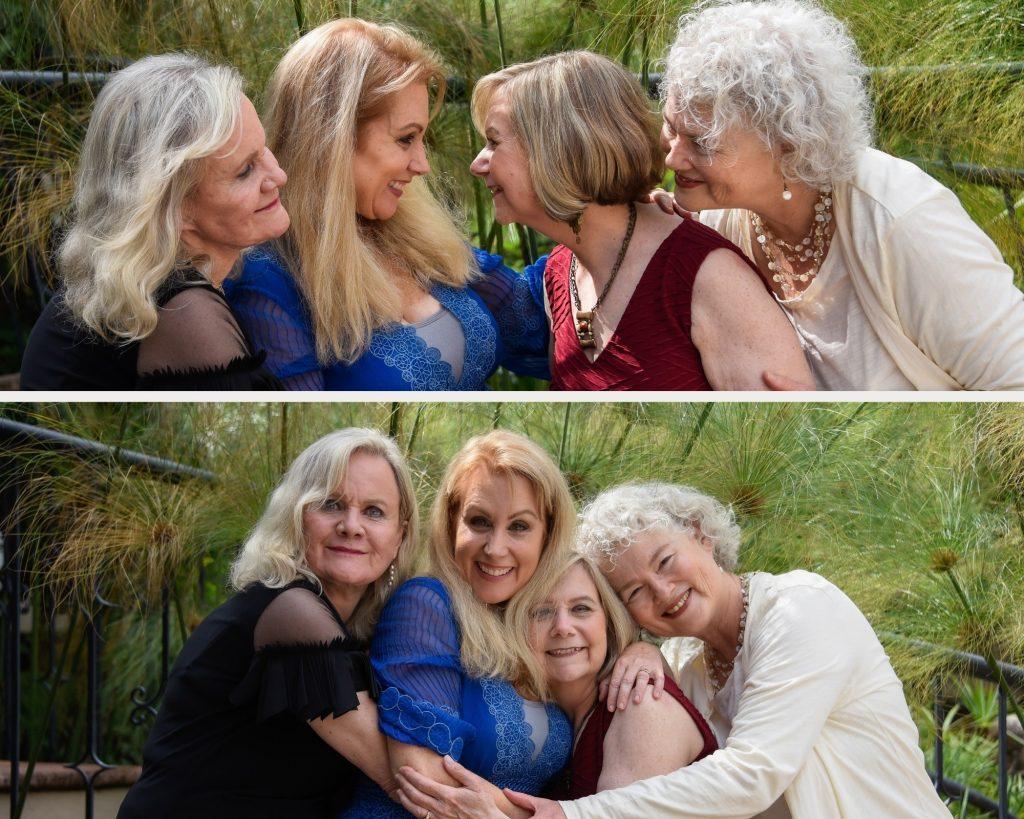 San Miguel de Allende Money Goddess Retreat group hug